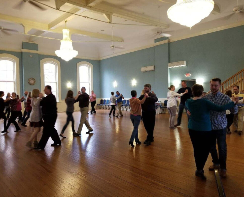 Rivertowne Ballroom Dance Studio - New Bern NC - Have Fun Meet New People