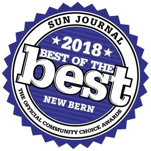 2018 Sun Journal Best Place to Dance Badge